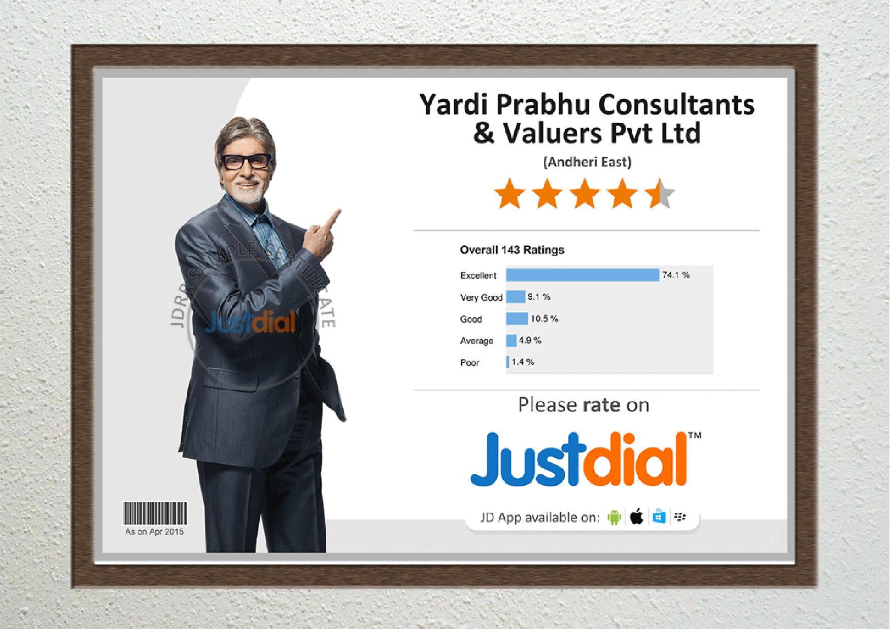 Clients - Yardi Prabhu Consultants & Valuers Pvt  Ltd